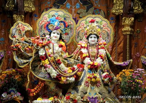 ISKCON Juhu Sringar Deity Darshan on 5th Sep 2016 (1)