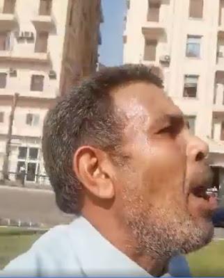 مواطن يشعل النار في نفسه بميدان التحرير | بوعزيزي مصر