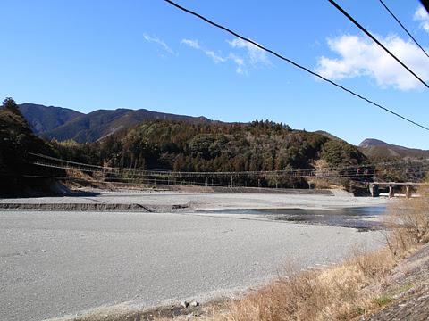 大井川鉄道 C56 44 車窓 その4
