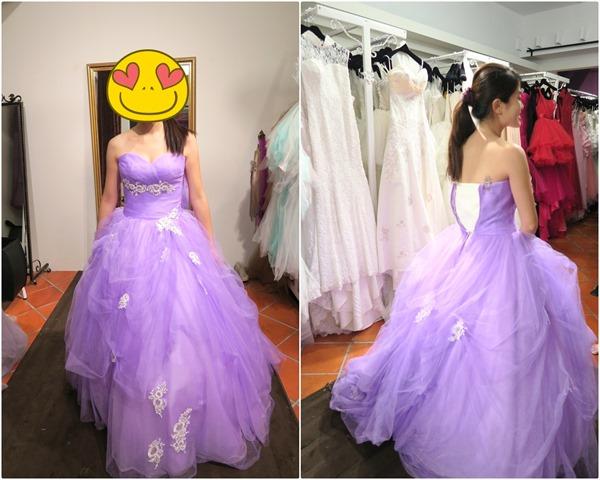 城市花園婚禮工坊 高雄自助婚紗 - 拍婚紗照之禮服挑選 (10)