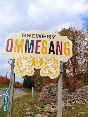 Beer Travel: Visiting Ommegang Brewery