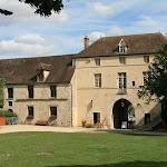 Château : cour