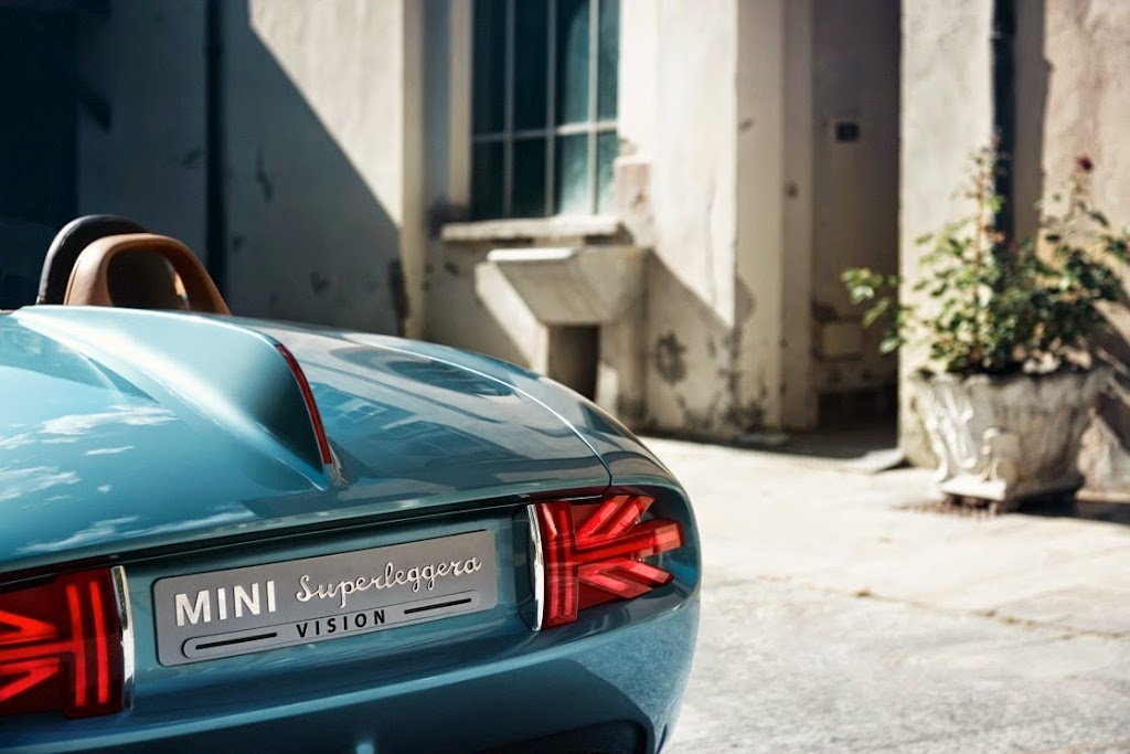 MINI Superleggera Vision Concept 091