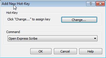 Express Scribe - Como configurar