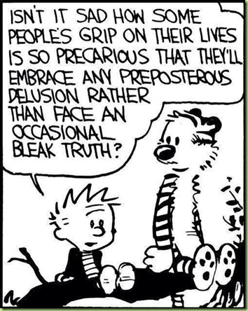 calvin truth