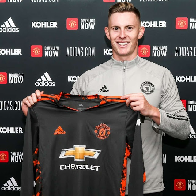 Dean Henderson Signs New Five-Year Contract With Manchester United