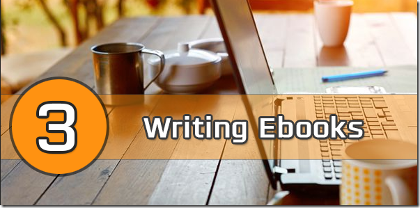students can make money by writing ebooks
