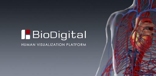 BioDigital Human - 3D Anatomy - Apps on Google Play