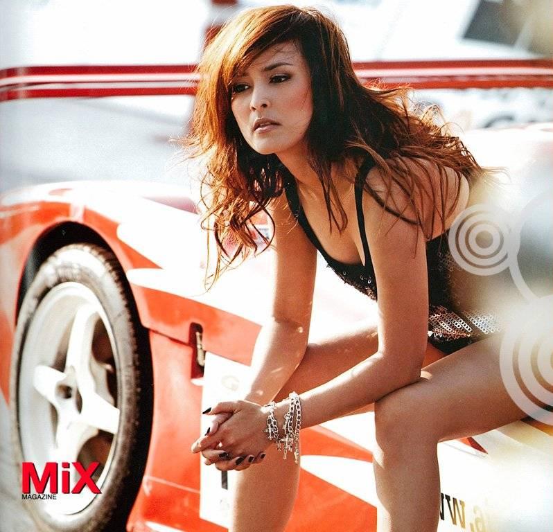 Nana rybena Thai Sexy Model