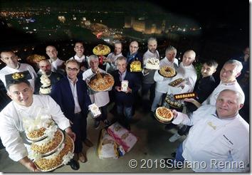 Dolci delle Feste dei grandi interpreti by Mulino Caputo 2018 - foto di Stefano Renna e Roberta De Maddi