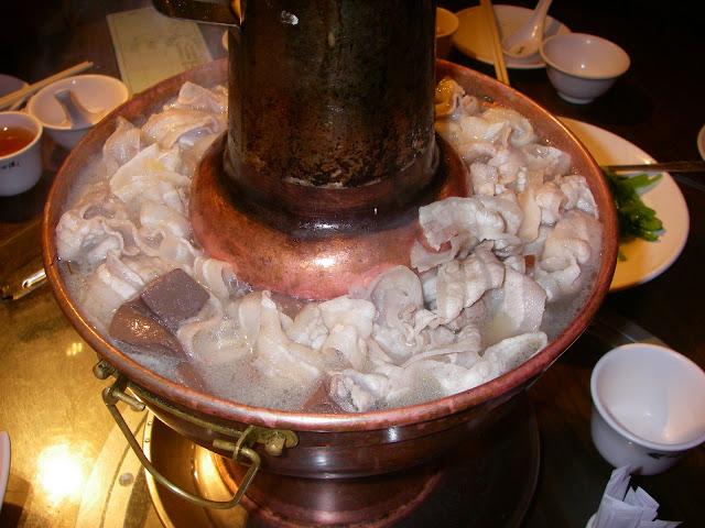 酸菜白肉火鍋
