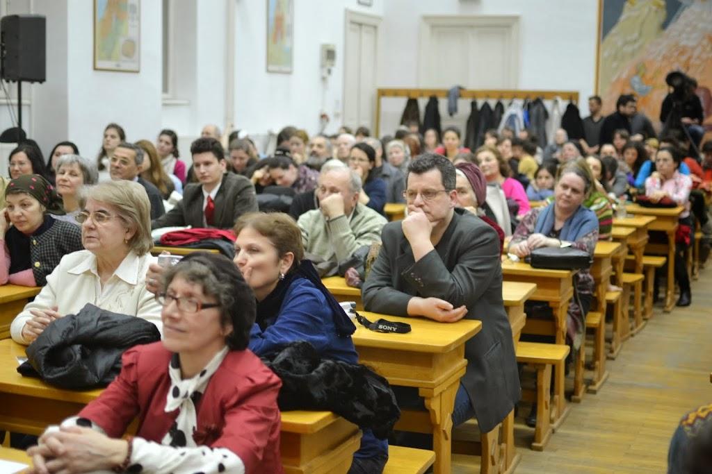 Seara cultural duhorvniceasca la FTOUB 234