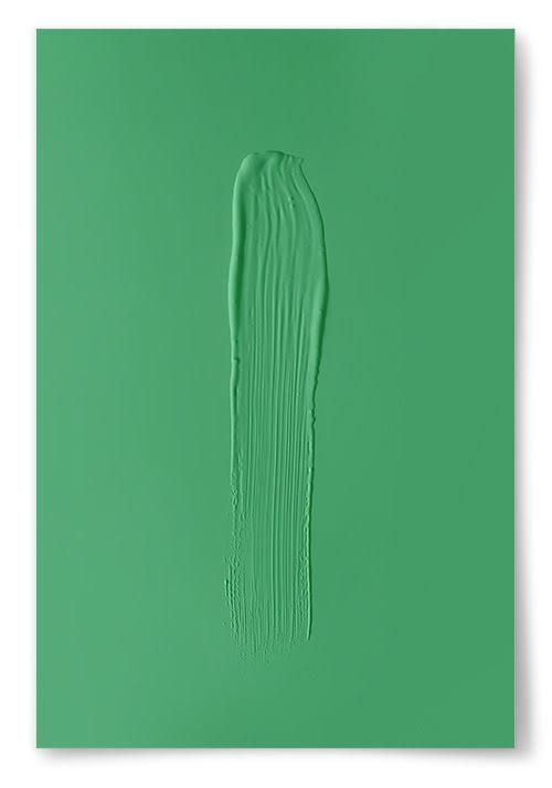 Poster Grön Färg