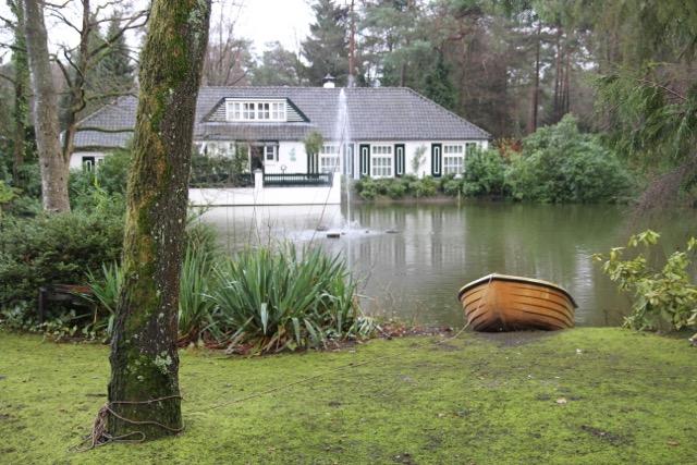 Boshuys Hermitage near Oesterwijk, Brabant, Netherlands