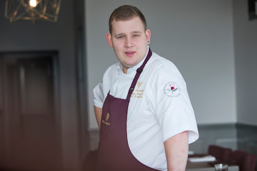 Adam Newth, Gerry's Kitchen, 5 Questions, CIS Excellence Young Chef of the Year