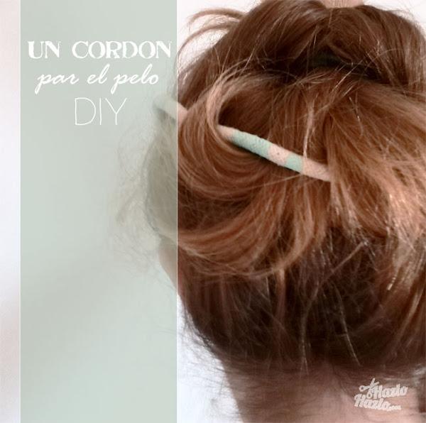 Cordón para el pelo