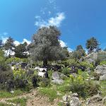 Turkije Bergroute Fethiye Pinara