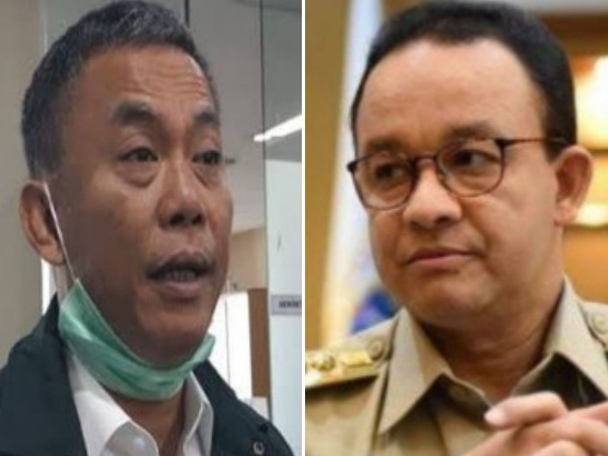 Prasetio Minta Anies Baswedan Stop Bohong, Politikus Gerindra: Ketularan Giring atau Salah Minum Obat?