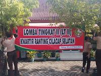 Kwartir Ranting Gerakan Pramuka Cilacap Selatan Melaksanakan Kegiatan Lomba Tingkat II