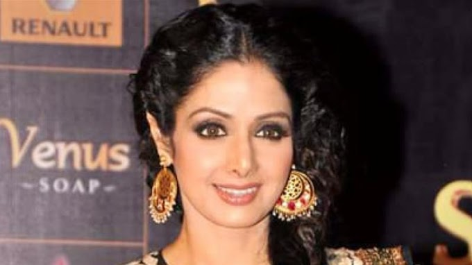Bollywood icon Sridevi dies of heart attack