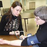 Spotkanie medyczne z Dr. Elizabeth Mikrut przy kawie i pączkach. Zdjęcia B. Kołodyński - SDC13670.JPG