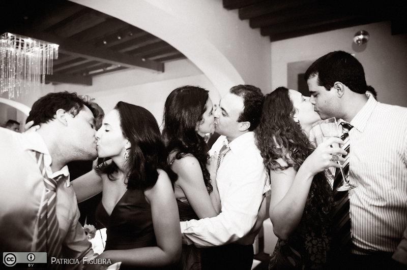 Foto de casamento 1813pb de Lana e Erico. Marcações: 20/11/2010, Casamento Lana e Erico, Rio de Janeiro.