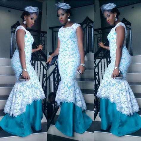 nigerian bridal aso ebi styles 2016 2017 - style you 7