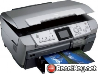 Reset Epson RX700 End of Service Life Error message