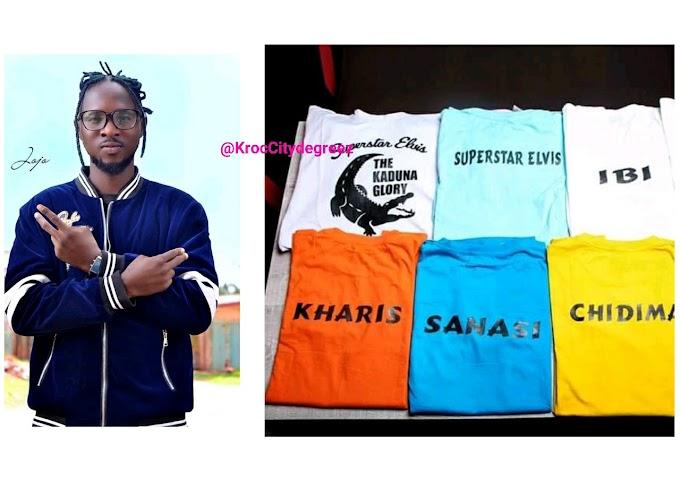 "Superstar Elvis Sets to Drop ""The Kaduna Glory"" Alongside ""Dijaycinch, IBI, Kharis, Sanasi & Chidinma."