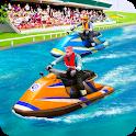 Speed Boat Jet Ski Racing icon