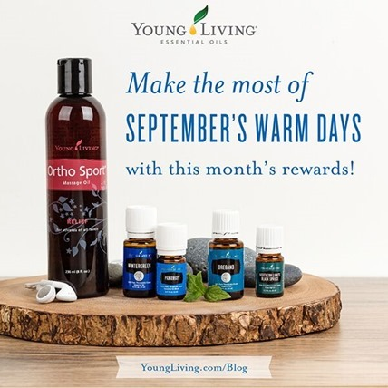 September 2016 Young Living Promos