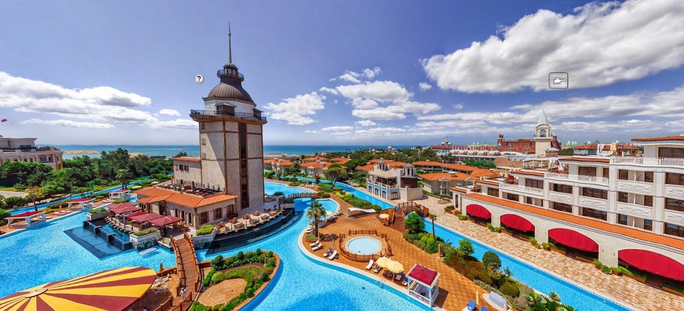 11 наиболее интересных отелей Турции, раскрывающих, всю красоту средиземноморского побережья Турции