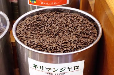 おすすめコーヒー:キリマンジャロ 量り売り