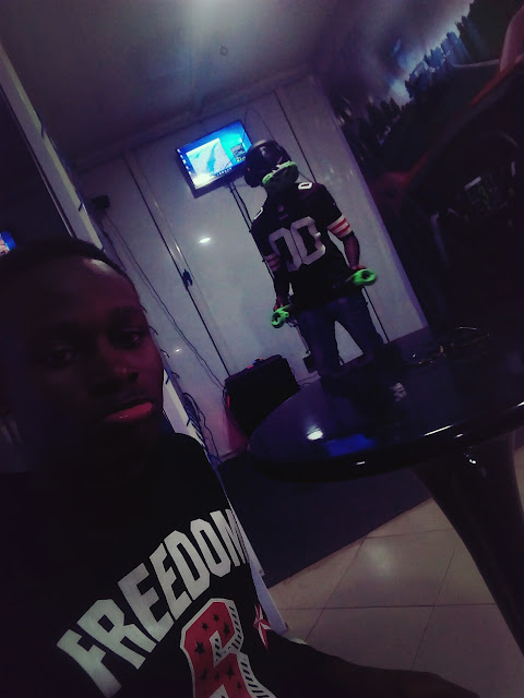 My Experience At XcapeReality - Nigeria's First V.R Gaming Arcade Center 6