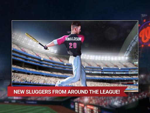 MLB Home Run Derby 18  screenshots 11