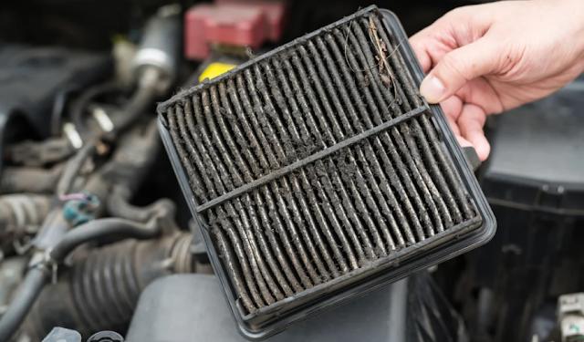 Perawatan Mobil DIY filter udara