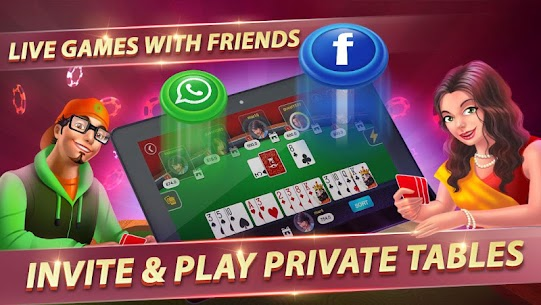 Rummy Online King – Free Online Card & Slots game App Download For Android and iPhone 1