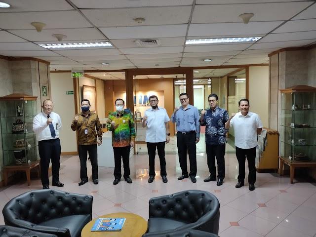 Tingkatkan UMKM Nasional, Bank Kalsel Kucurkan Kredit Modal Kerja Rp50 Miliar ke PT. PNM Venture Capital