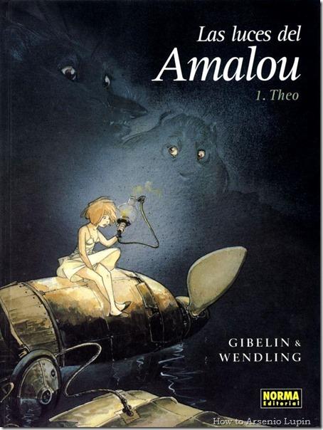 Las Luces del Amalou  - Theo #1 - página 1