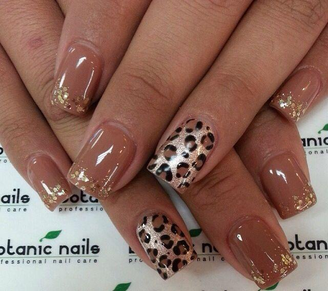 Beautiful Light Brown Nail Art Ideas For 2017 Styles Art