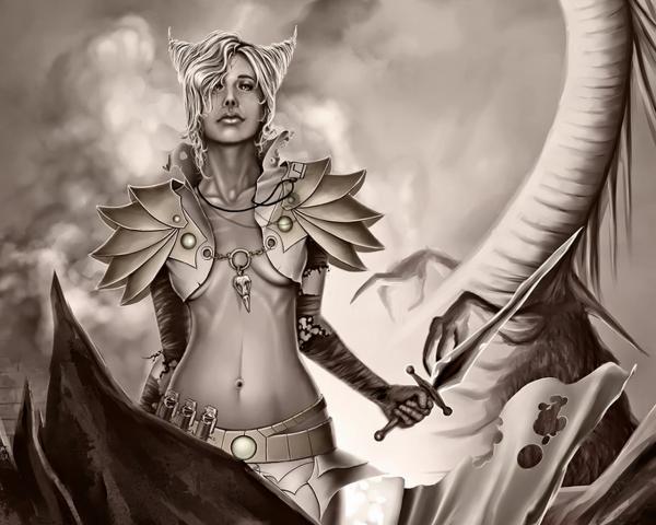 Charming Queen Of Hell, Dark Goddess