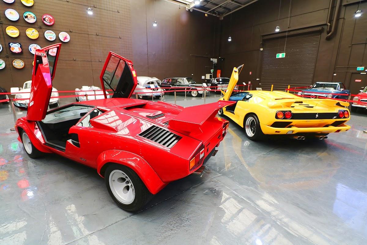 Lamborghinis - Countach and Diablo SV (01).jpg