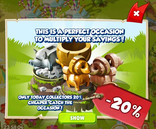 Cheaper Collectors