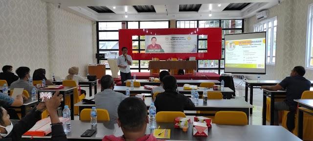 Lagi, BBPP Binuang adakan Literasi Digitalisasi Pemasaran Pertanian