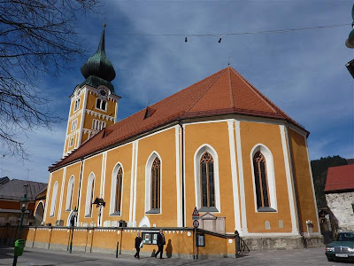 Iglesia Católica de Schladming