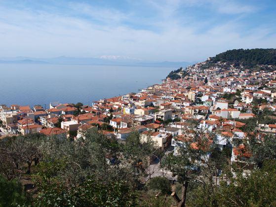 Görögország-Evia sziget-Limni