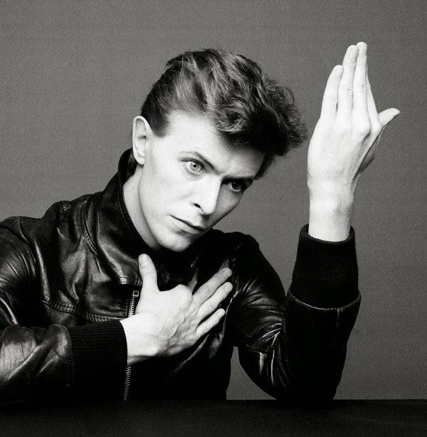 David Bowie en los tiempos de Heroes