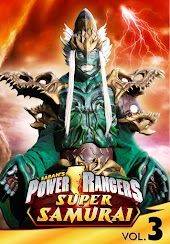 Power Rangers Super Samurai: Rise of the Bullzooka