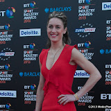 WWW.ENTSIMAGES.COM -   Amy Williams   at      BT Sport Industry Awards at Battersea Evolution, Battersea Park, London May 2nd 2013                                                  Photo Mobis Photos/OIC 0203 174 1069