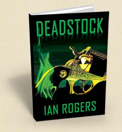 Deadstock by Ian Rogers, available through lulu, createspace and amazon.com from Stonebunny Press